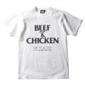 BEEF & CHICKEN DRY MESH TEE