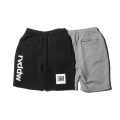 SQUARE BACK SWEAT SHORTS