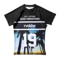 SUNSET BEACH RASH GUARD