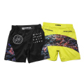BLACK GLITTER ACTIVE SHORTS
