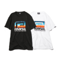 RETRO FUTURE BIG MARK COTTON TEE
