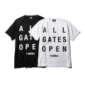 ALL GATES OPEN DRY TEE
