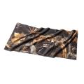 BOTANICAL CAMO MICROFIBER DRY TOWEL