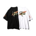 FEATHER BIG MARK BIG SILHOUETTE TEE