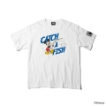 〈Mickey Mouse〉 CATCH A FISH TEE