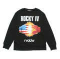 ROCKY 4 COLD WAR MONTAGE CREW NECK SWEAT