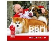 【予約販売】プーチン大統領 2022年カレンダー / 横30×縦30(60)cm