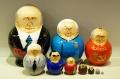 ロシア最高権力者(大統領&書記長&皇帝) プーチン大統領バージョン(L) 10ピースマトリョーシカ