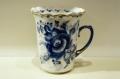 ロシアの陶器 グジェーリ焼 マグカップ Bタイプ /φ9.7×10.5cm