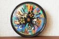 カヴァリョフ作 パレフ塗り 円形シュカトゥールカ(箱) <サルタン王の物語> φ16×3.6cm 【送料無料】