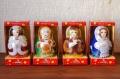 ロシアМАЙСКИЙ(マイスキー)社 マトリョーシカ缶 セイロン紅茶30g <ギフトボックス入り> 4種類