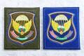 ロシア空挺軍 第7親衛空挺師団 袖章パッチ ベルクロ付【クリックポスト送付可】