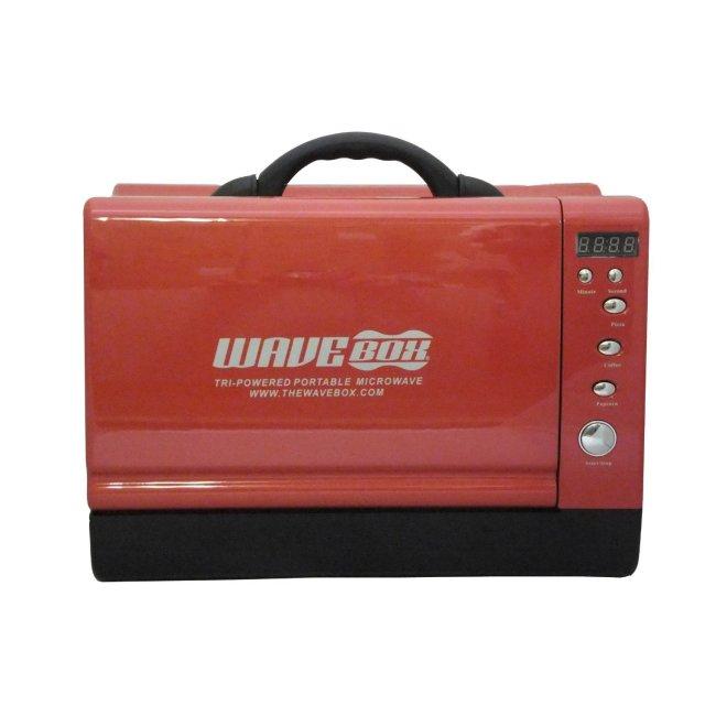 WAVEBOX (赤色)