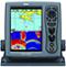 KODEN/CVG-87 8.4型カラー液晶DGPSプロッターデジタル魚探( 50/200KHz)1KW