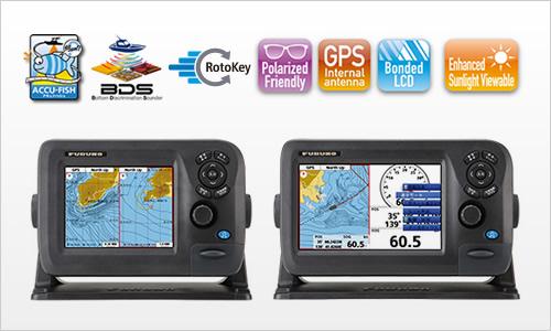 期間限定/在庫赤字処分/GP-1870F/7型カラ-液晶GPSプロッタ-デジタル魚探(50/200KHz)600W