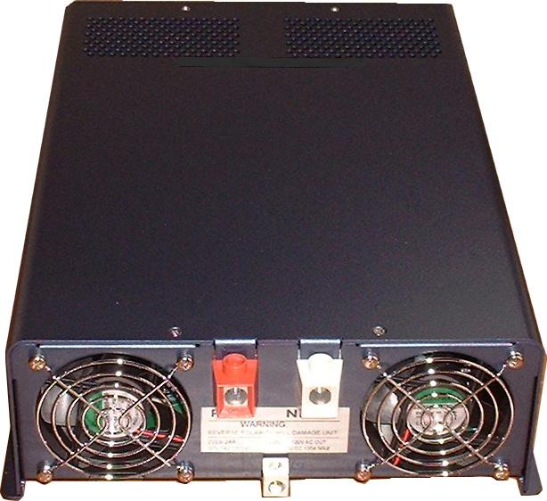 RYODEN/サイン波インバ-タ-(2000W/最大瞬間4000W)DC-12Vから家庭用電源AC-100Vに変換装置