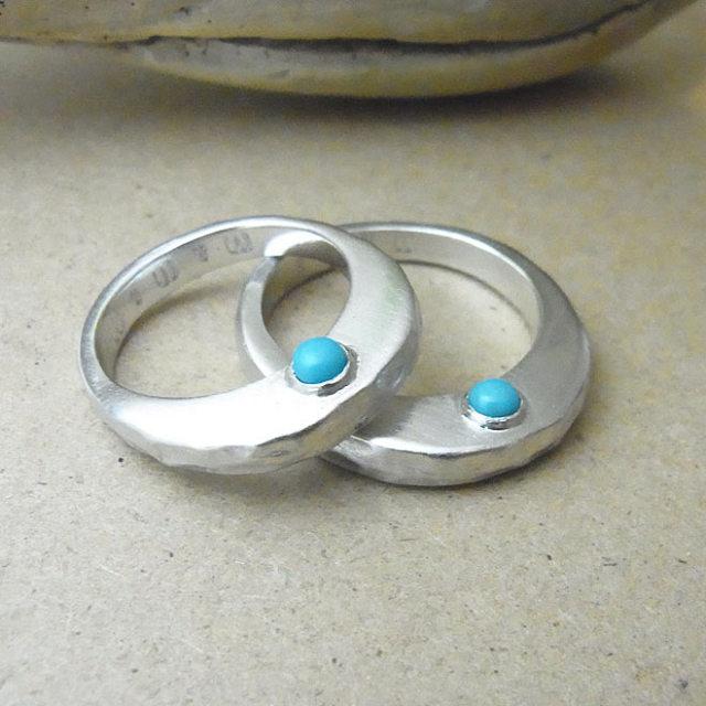 オーダーメイド 結婚指輪 シルバー