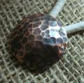 銅ハンドメイドコンチョ