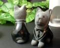 ミニミニタキシード犬(手のひらサイズ)