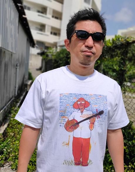 復刻Tシャツ