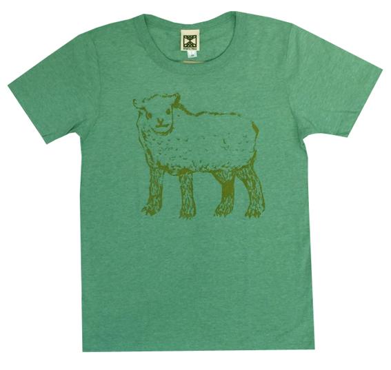 羊?オオカミシャツ
