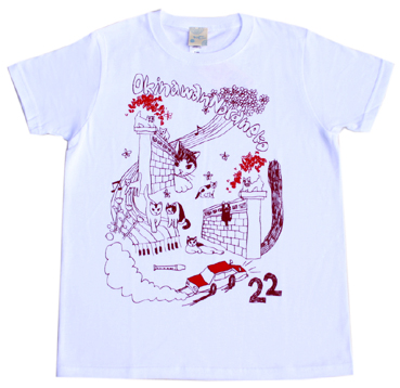 オキナワン野良猫 Tシャツ