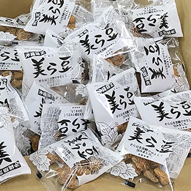 美ら豆 黒糖味(10g×100袋入)