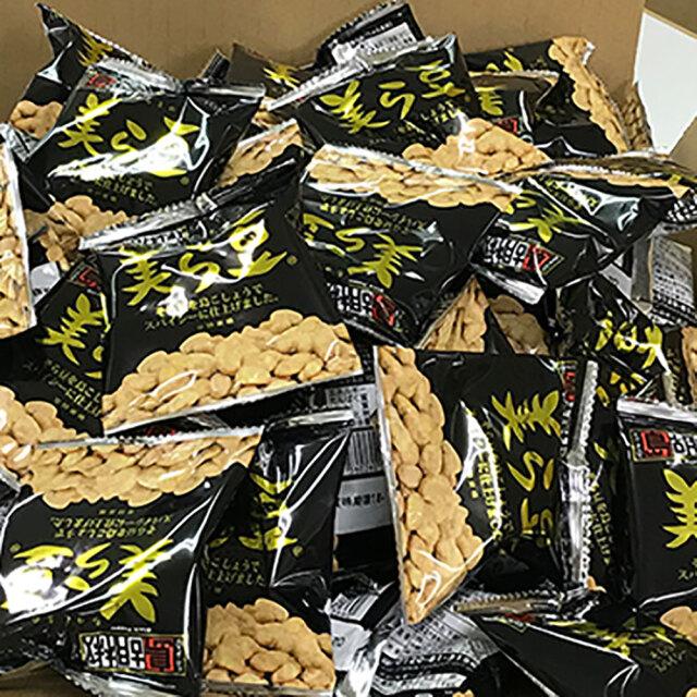 美ら豆(ちゅらまめ 島胡椒味)(10gx100袋)