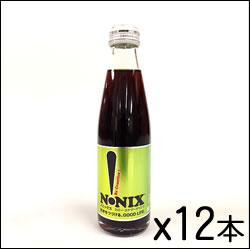 NONIX(ノニックス)沖縄県産ノニ果汁入り、スロー・エナジードリンク200mlx12本