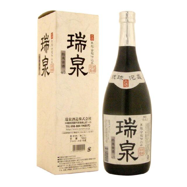 瑞泉 古酒 40度 720ml