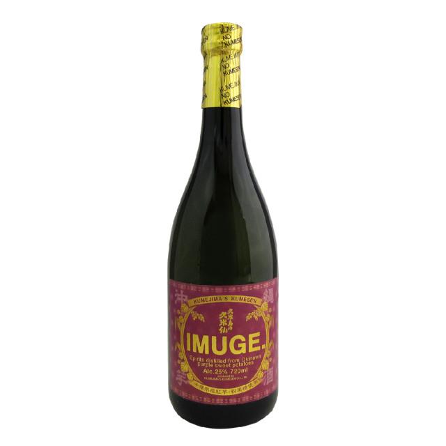 久米仙 IMUGE イムゲー 25度 720ml
