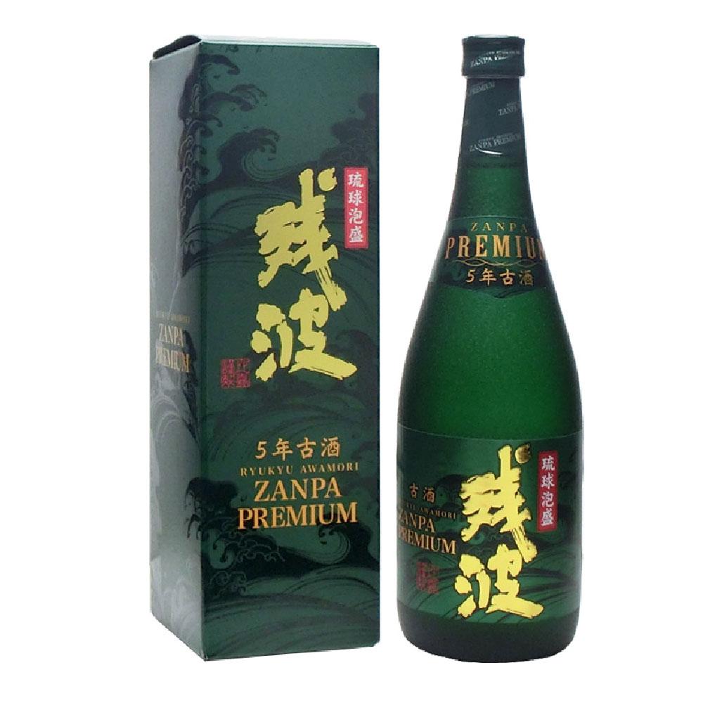 残波 プレミアム 5年古酒 35度 720ml