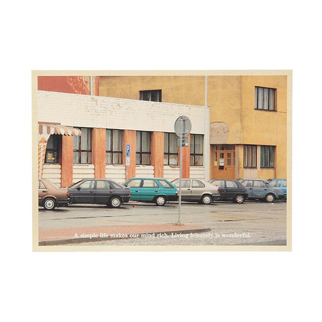 リュリュの海外風景ポストカード:FIP
