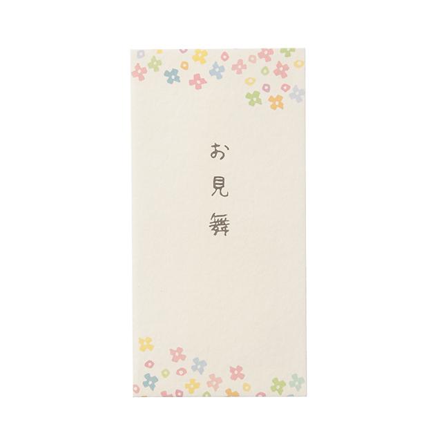 LWPB-09:和風ぽち袋ロングタイプ3枚セット・お見舞【ゆうパケット対応】