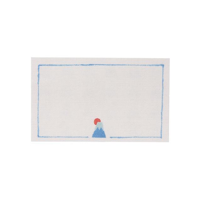 リュリュの名刺サイズメッセージカード:MC
