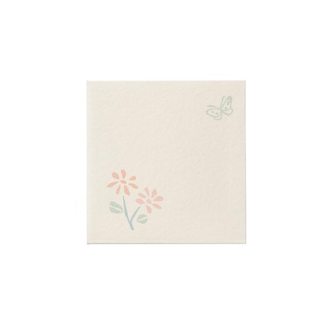 WPB-10:和風ぽち袋ハーフサイズ5枚セット:無地【ゆうパケット対応】