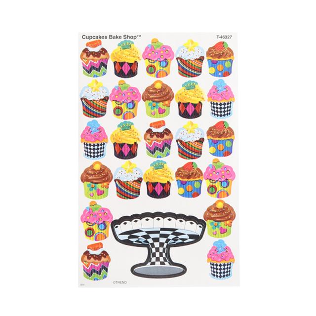 アメリカンシール:Cupcakes