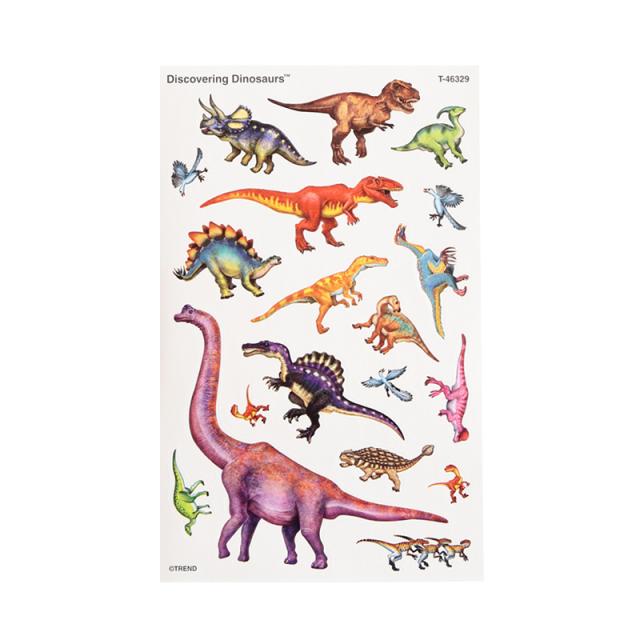 アメリカンシール:Dinosaurs