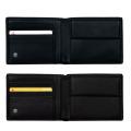 フォルクスワーゲン【VW】純正アクセサリー 二つ折り財布 ブラック