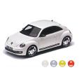 フォルクスワーゲン【VW】純正アクセサリー The Beetle ミニカー 1:43 ホワイト