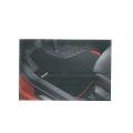 【BMW純正 3シリーズF30 右ハンドル用】フロア・マット・セット テキスタイル スポーツ ブラック/レッド (リヤセット)