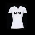 【ミニ】MINI ワードマークTシャツ ホワイト レディス 04922968