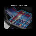 F56 NEW MINI オールウェザーフロアマットセット リア用 スピードウェルブルー(ミニ) 04930536  メーカー品番:04930536
