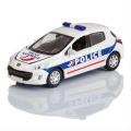 プジョー 308 ポリス 1/43ミニチュアカー /a00530919 純正品番:13MIEN901