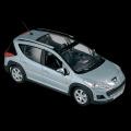 プジョー 207SW Outdoor 1/43ミニチュアカー /a00530927 純正品番:09LECO906