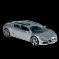 プジョー RC Hybrid4  3inch ミニチュアカー /a00530947 純正品番:09LETR903