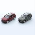 プジョー 4008  3inchミニチュアカー 2台セット /a00530950 純正品番:12LETR904