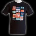 プジョー Tシャツ ユニセックス 黒  /a00530963