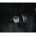 アウディ(Audi) 純正 アクセル&ブレーキペダルアルミカバー A1 8X2064200A