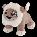 プジョー ライオンぬいぐるみ ブラウン Sサイズ 00530766 純正品番:13LOEN801